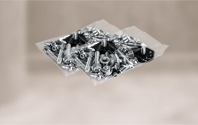 Technoskruv - Påsförpackningar